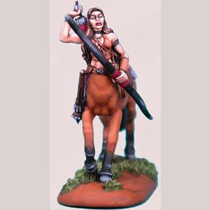Lyria - Female Centaur