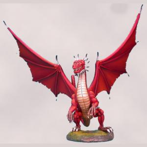 Red Dragon - Elmore Dragons Set # 2