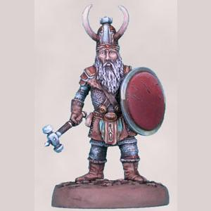 Dwarf Fighter (or Cleric - your choice)