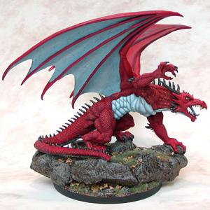 Red Dragon - Easley Dragon