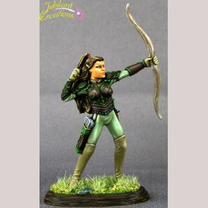 Female Elven Archer