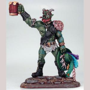 Roadkill The Troll Tribute Miniature
