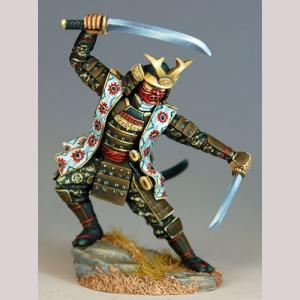 Male Samurai