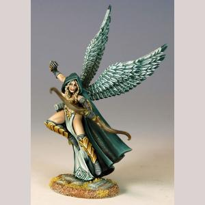 Thief of Hearts - Winged Female Thief Archer