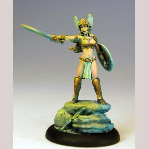 Classic Female Barbarian (CMON Limited Edition)