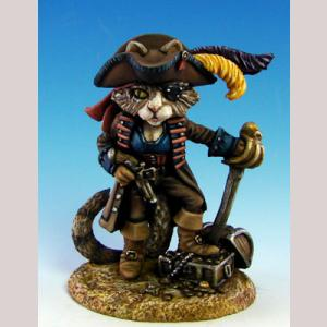 Ali Sparrow - Female Pirate Cat