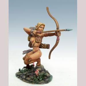 The Signal - Female Archer