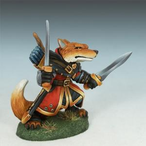 Fox Dual Wield Warrior