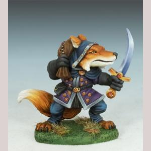 Fox Male Rogue