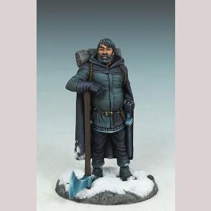 Tribute Sculpt - Tre of the Nights Watch
